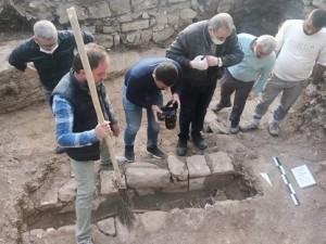 Anadolu Selçuklu Sultanı 1. Kılıçarslan'ın mezarı bulundu
